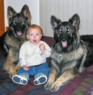 Kai with Kody and Nieko